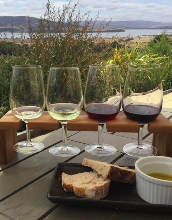 wines at coal valley vineyard
