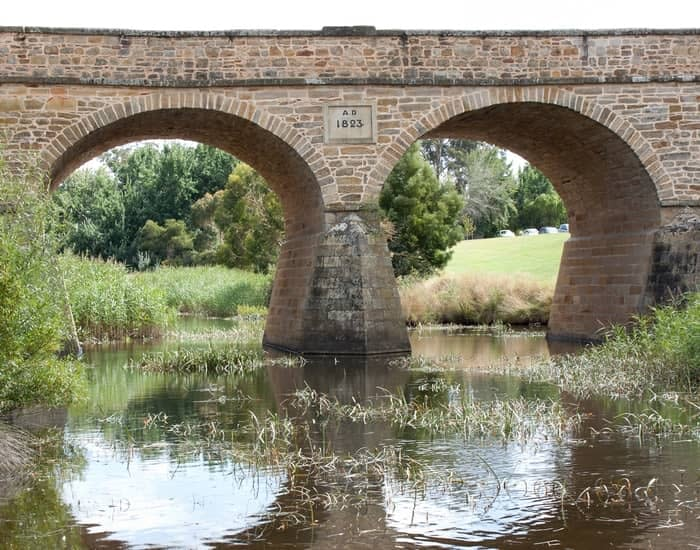history of richmond bridge