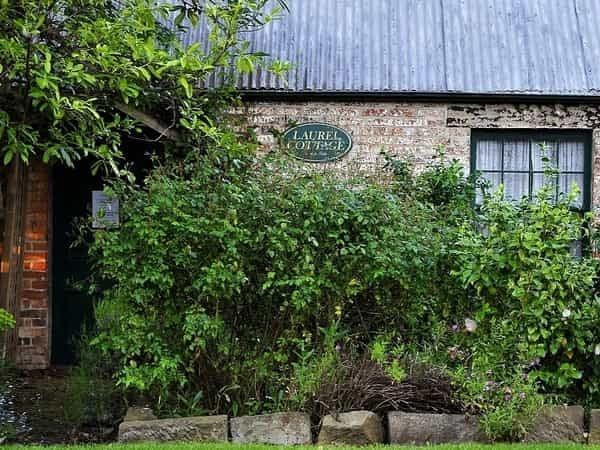 accommodation richmond tasmania laurel cottage