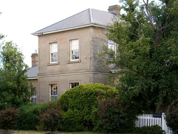 history richmond rectory