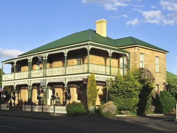 places to eat richmond tasmania