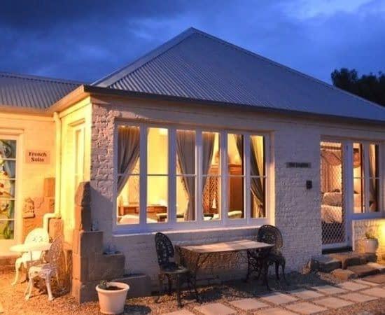 accommodation richmond tasmania mulburry cottage