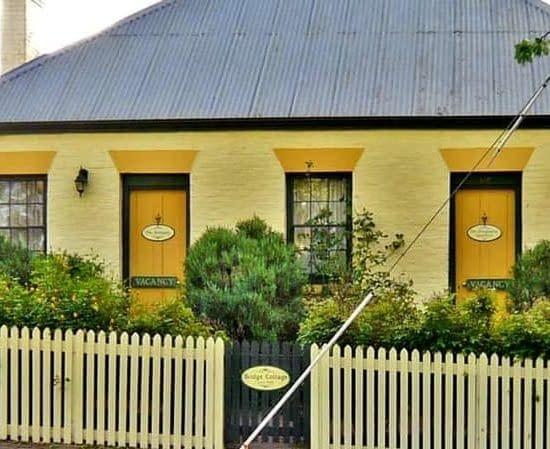 accommodation richmond bridge cottage