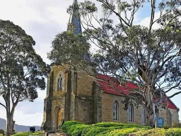 history of richmond tasmania